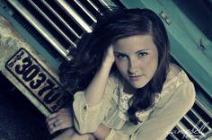 girl senior portraits