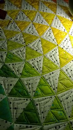 """The Quilting Mill: Kimberly's """"Eclipse"""" Quilt"""