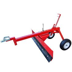 If you are looking for a pull behind ATV 5 foot grade blade this can do everything you need it to do. it can level snow, gravel, dirt and much more.
