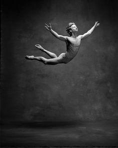 Daniil Simkin, Principal dancer, American Ballet Theatre. Photographed by NYC Dance Project, Ken Browar and Deborah Ory
