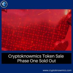 A very heartful thanks from the entire team of Cryptoknowmics, for your support!! We're pleased to announce that the first phase of the Cryptoknowmics Token Sale is sold out! For more info, Visit Cryptoknowmics Check link below #CryptoNews #CryptoUpdates #DigitalCurrency #CryptoEvents #CryptoExchange #CryptoMining #CryptoMarket #CryptoCoins #Bitcoin #CryptoMoney #CryptoTechnology #CryptoTrading #Feathercoin #Monero #Litecoin #CryptoWallet #Ethereum #DApps #CKM #DeFi #DecentralizedFinance Crypto Money, Phase One, Crypto Market, Crypto Mining, Economics, Blockchain, Thankful, Technology, Videos