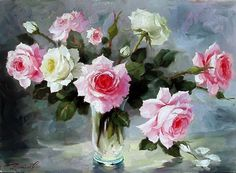 Painting by Yuri Nikolayeva