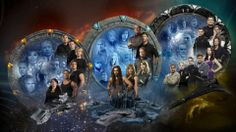 Two lovable, funny, unique, layered, and irreplaceable SG teams and then the embarrassment to the entire franchise(I'm looking at you, SGU)