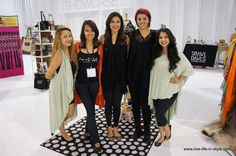 MAGIC MARKET WEEK: WWDMagicWhite with Hal Rubenstein and The Shawl Dawls - Live Life in Style | Houston Fashion Blogger | Personal Style Blogger