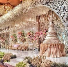 ✔ 20 best wedding reception stage decoration ideas for 2019 00009 Indian Wedding Decorations, Reception Decorations, Wedding Themes, Wedding Designs, Wedding Venues, Desi Wedding Decor, Wedding Halls, Cake Wedding, Wedding Ceremonies
