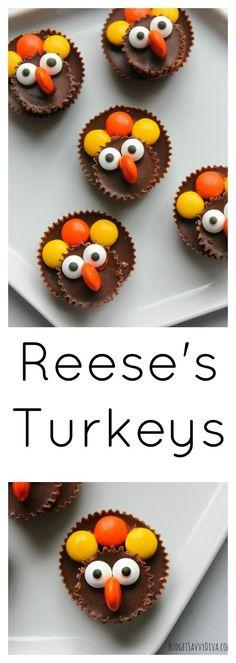 Reese's Turkeys