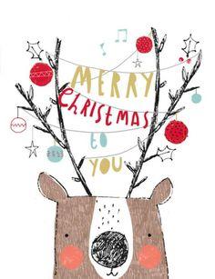 Dibujos originales de Navidad: 50 ilustraciones para decorar tus fiestasLa Navidad es, para muchas de nosotras, la mejor época del año...