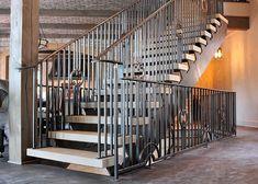 Železničné a schodiskové portfóliá Firmy dedičstva