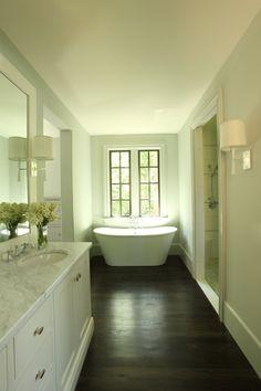 Hedgewood home, master bath, Chastain Park, Atlanta, GA