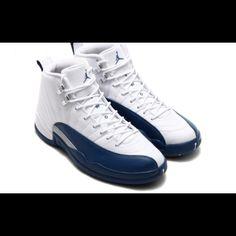 sports shoes 12f91 37a63 Jordan Shoes   French Blue Jordan 12s   Color  Blue   Size  9