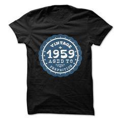 VINTAGE 1959 T-Shirts, Hoodies (22$ ==► BUY Now!)