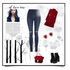 """""""Fashion set #17"""" by dandi-gramov ❤ liked on Polyvore featuring George, Christopher Kane, Emporio Armani, jcp, Dot & Bo, Tiffany & Co., women's clothing, women's fashion, women and female"""