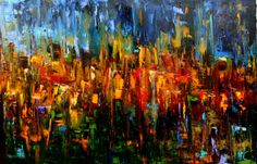 """Modern Abstract Art Gallery 