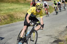 Chris Froome will ride into Paris tomorrow as the winner of the 2015 Tour de France http://www.cyclingnews.com/tour-de-france/stage-20/results … #Tour2015