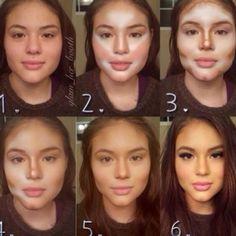 [Image - 809948] | Makeup Transformations | Know Your Meme