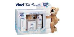 Vinci gratis un kit Orsetto Mister Baby - http://www.omaggiomania.com/concorsi-a-premi/vinci-kit-orsetto-mister-baby/