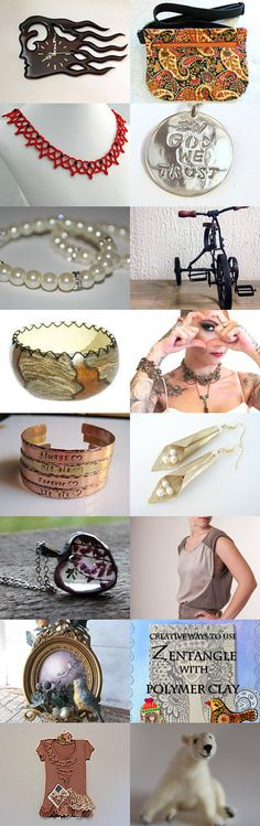 ~SOME REALLY COOL STUFF I, FOUND~ by Cappriell McQuiston on Etsy--Pinned with TreasuryPin.com