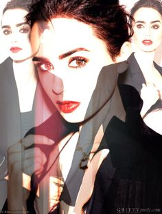 Lily Jane Collins