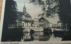 Lange Haven met het Beursgebouw