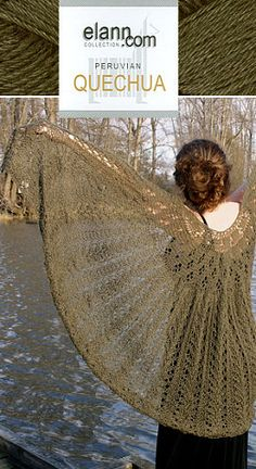 Flowers, Vines, and Hearts Shawl--- wow.