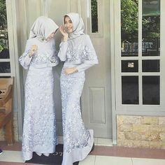 Trendy Dress Hijab Brokat Party Source by haizum hijab Dress Brokat, Kebaya Dress, Kebaya Hijab, Kebaya Muslim, Muslim Dress, Kebaya Modern Hijab, Trendy Dresses, Fashion Dresses, Formal Dresses