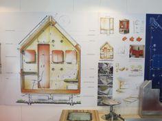 Mini abitazione sostenibile By Renzo Piano.