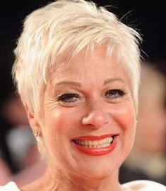 Résultat d'images pour Short Hair Styles For Women Over 60