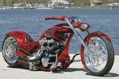 nothin' but money. and fun. Custom Street Bikes, Custom Sport Bikes, Chopper Motorcycle, Motorcycle Design, Harley Bikes, Harley Davidson Bikes, Custom Choppers, Hot Bikes, Cool Motorcycles