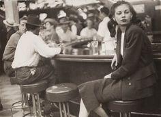 Lisette Model, On the Bar, Las Vegas, 1949