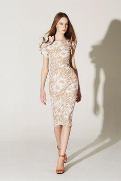 Collette Dinnigan Autumn (Fall/ Winter '12)