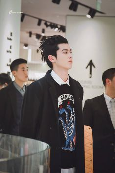 #王鹤棣 #WangHeDi #DylanWang #왕허디 #왕학체 Meteor Garden Cast, Meteor Garden 2018, Handsome Korean Actors, Handsome Boys, Darren Wang, F4 Boys Over Flowers, Asian Male Model, Kpop Hair, Kdrama Actors