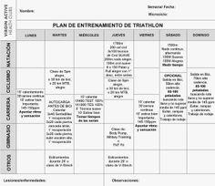 Programa de entrenamiento para Triatletas. 4ª semana - Blog Virgin Active