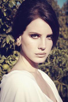 Lana Del Rey by Sofia Sanchez & Mauro Mongiello, 2012