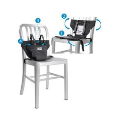 sc 1 st  Pinterest & Infant Travel High Chair   Pinterest   High chairs Infant and Diapers