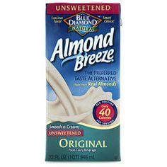 FreshDirect - Blue Diamond Almond Breeze Original Unsweetened Non-Dairy Beverage