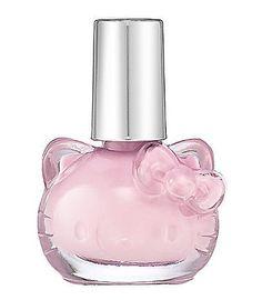 NEW Sephora *HELLO KITTY* Liquid Nail Art Bubble Gum Pink Nail Polish by Sanrio