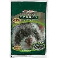 Marshall Pet Products Ferret Litter, Multicolor