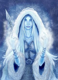 Skadi: Norse goddess of winter and the hunt she was the wife of Ull, Thor's stepson, she was a strong fighter and quite beautiful . She is only a goddess because she alone stormed Asgard Loki, Thor, Age Of Mythology, Valkyrie Norse Mythology, Nordic Goddesses, Gods And Goddesses, Character Inspiration, Character Art, Character Prompts