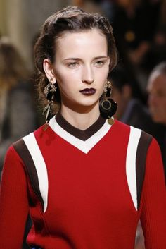 Statement Earrings: How To Wear Your Hair? | British Vogue