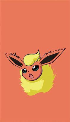 Pokemon Go, Flareon Pokemon, Pikachu, Cute Pokemon Wallpaper, Cartoon Wallpaper, Pokemon Lock Screen, Pokemon Backgrounds, Pokemon Universe, Pokemon Collection
