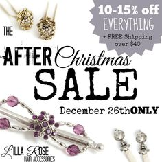 Visit our after Christmas Sale. Today Only! http://www.lillarose.biz/melissagill