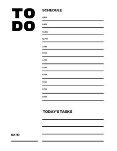 Choose from 50 different designs of free daily planner printables! Made to be simple, vertical calendar prints for your binder or desk. Black and white, minimalist, floral, and other options available. Cute Calendar, Daily Calendar, Print Calendar, Daily Planner Printable, Good Advice, Friendship Quotes, Life Quotes, Printables, Binder