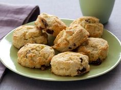 """""""Melt in Your Mouth"""" Scones by Alton Brown Notes: They will literally fall apart when picked up.  The """"day old"""" version or omitting the three tablespoons of shortening will help them be less fragile."""