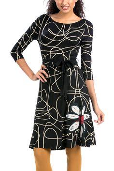 Desigual Charissa - Vestido para mujer, color schwarz - black (negro), talla S