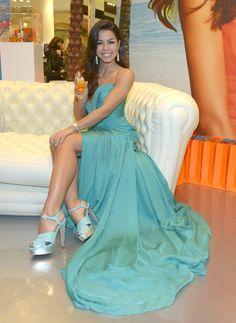 Fernanda Brandao Presents her New Summer Fragrance    Brazilian Summer    in Hamburg #bollywood #tollywood #kollywood #sexy #hot #actress #tollywood #pollywood