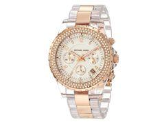 Reloj M Kors Mk5323 Blanco