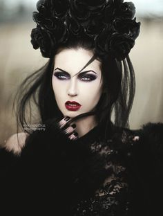 dark princess makeup - Google Search