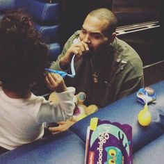 I went to f-king jail and had the no 1 song in the country - Chris Brown gets emotional