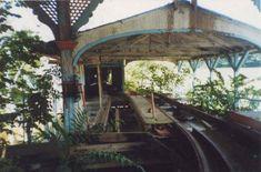 Abandoned Idora Park, Ohio USA.(images via robotfotomat, n00, pedromouraphinheiro, brilliantchang)
