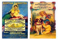 To 1888 o καπνός φτάνει με καϊκια στην Καλαμάτα και τα αδέλφια Γιώργος και Ευστάθιος Καρέλιας φτιάχνουν τσιγάρα και προμηθεύουν τη γύρω περιοχή. Retro Ads, Old Photos, Egyptian, Greece, Baseball Cards, Poster, Painting, Art, Alexandria Egypt